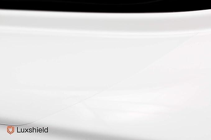 f/ür Countryman 2 Sto/ßstangenschutz Profi-Rakel Lackschutzfolie II F60 Transparent gl/änzend Selbstklebend Luxshield Ladekantenschutz Folie inkl 2017-2017 Kratzschutz