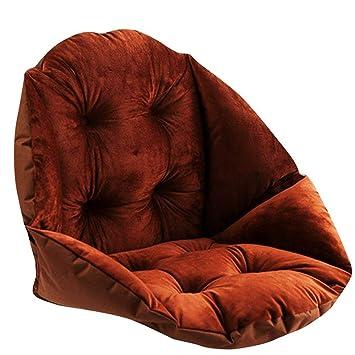 Amazon.com: Aoco Cojín cómodo para silla de oficina, coche ...