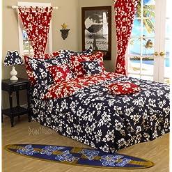 61zEfDoQ7eL._SS247_ Hawaii Themed Bedding Sets