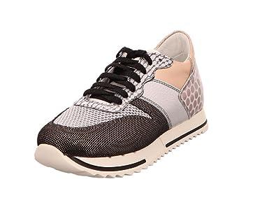 b15a47013c3df6 No Claim Damen Sneaker Cloe 6 Silber 270678  Amazon.de  Schuhe   Handtaschen