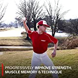 Rukket Weighted Pitching Baseballs, Progression