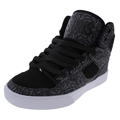 Womens NYC83 Vulc Hightop Trainer Skate Shoes