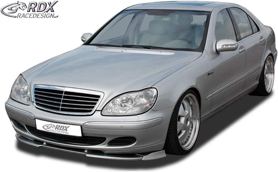 RDX Front Spoiler VARIO-X E-class W210-1999 Front Lip Splitter