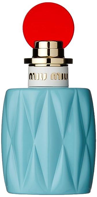 size 40 29ac2 bef74 Amazon.com : MIU MIU Eau de Parfum Spray for Women, 3.4 ...