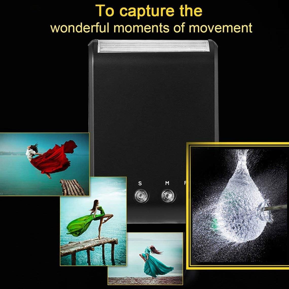 Newest Digital Slave Flash Light Auto Single Contact Standard for Hotshoe Camera Digital Hot
