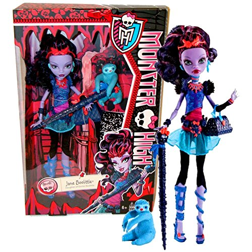 Mattel Year 2013 Monster High Diary Series 11 Inch Doll Set
