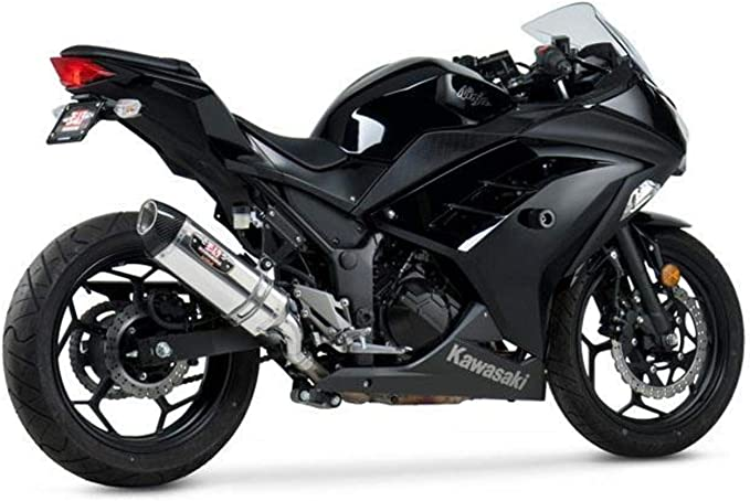 Amazon.com: Yoshimura R-77, escape deslizable de acero ...