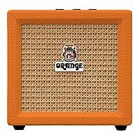 Amplificadores naranjas Micro Crush PiX Mini vatio de 9 voltios y 9 voltios