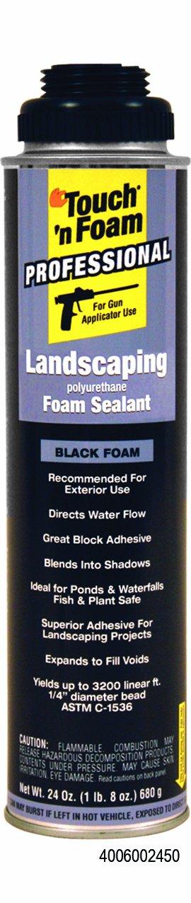 Touch n Foam 4006002450 - Paisaje Sellador De Poliuretano - Negro: Amazon.es: Bricolaje y herramientas