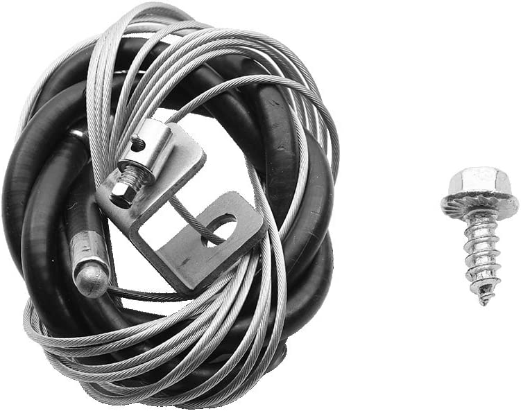Chamberlain 1REV accesorio para motor de puerta de garaje - accesorios para motor de puerta de garaje (Gris, Metal)