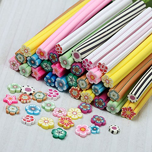 Buy polymer clay flower canes