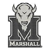 ProMark NCAA Marshall Bling Emblem
