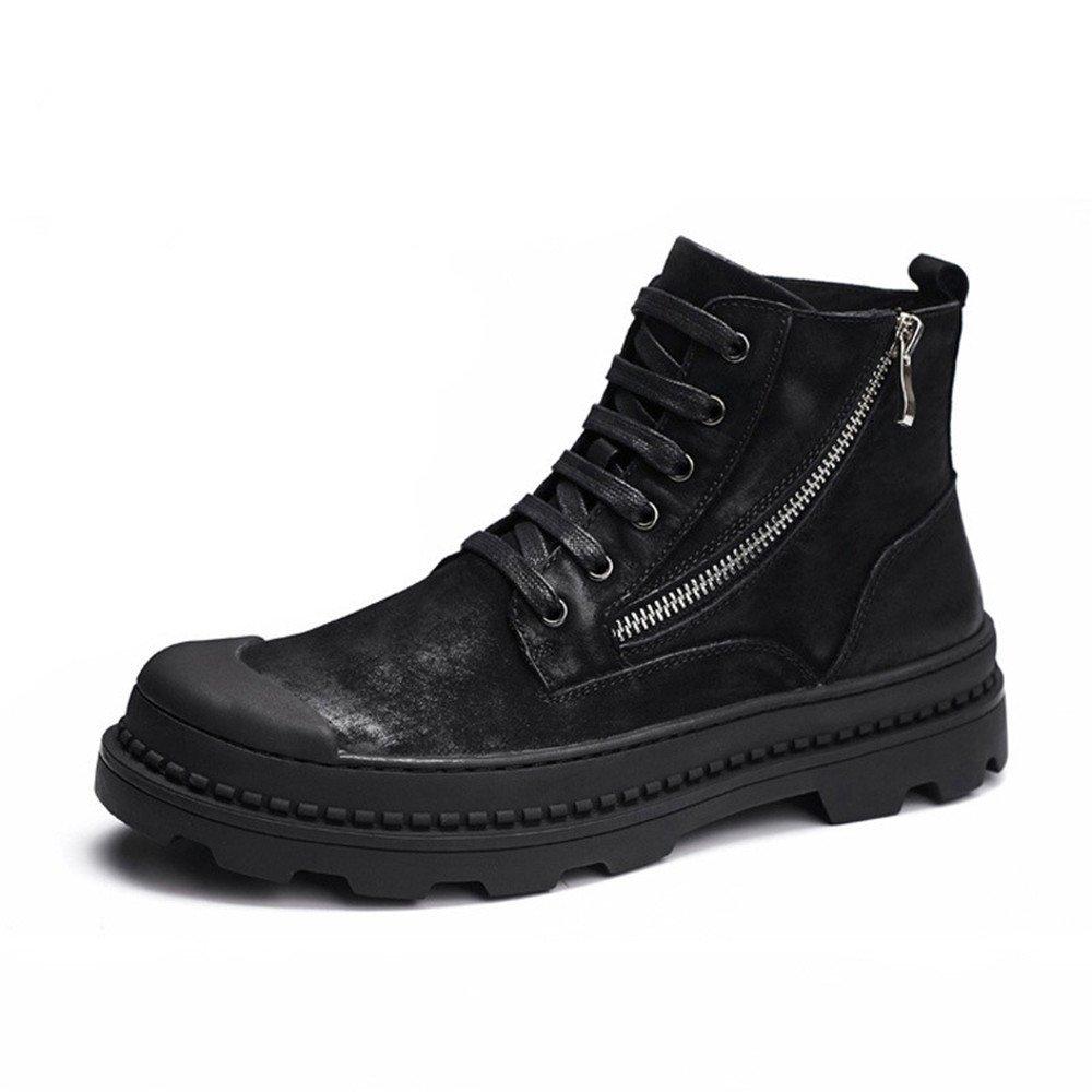 Männer - - mode, freizeit - - schuhe, stiefel und schuhe martin kurz, ma dingxue,schwarz,38 523b27