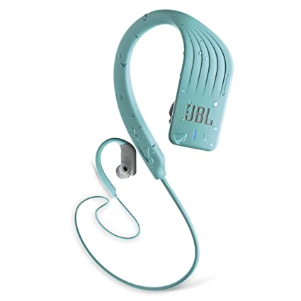 4281722b96c Amazon.com: JBL Endurance Sprint Waterproof Wireless in-Ear Sport Headphones  with Touch Controls (Teal): Electronics