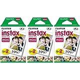 Fujifilm Instax Mini Instant Film (3 Twin...