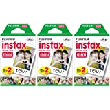 Fujifilm Instax Mini Instant Film (3 Twin Packs