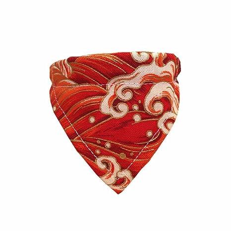 Tong Yue Pañuelo para mascotas, perro, gato, bandana, triángulo, bufanda,