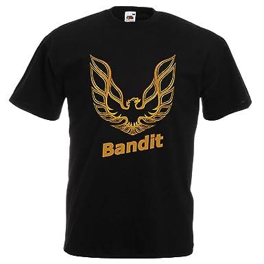 a82a2404d95 Mens trans am smokey and the bandit T-shirt  Amazon.co.uk  Sports ...