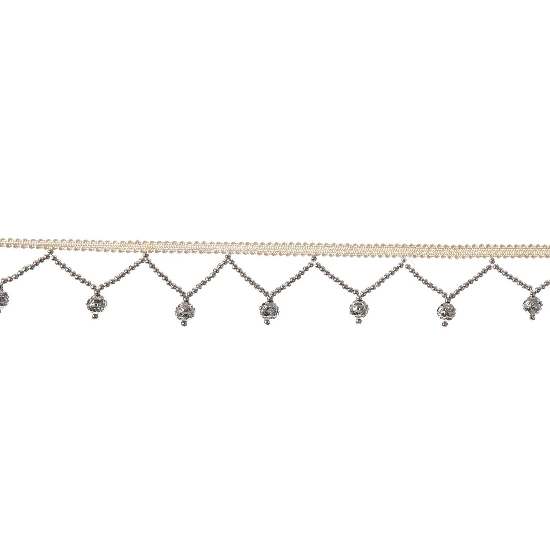 Abiti da Sposa Stile Vintage Larghezza 12 mm con Perle 1 m per Decorazioni Bronze Weddecor Pizzo Dorato Lungo 1 Metro Decorazioni Arti e Mestieri Scrapbooking