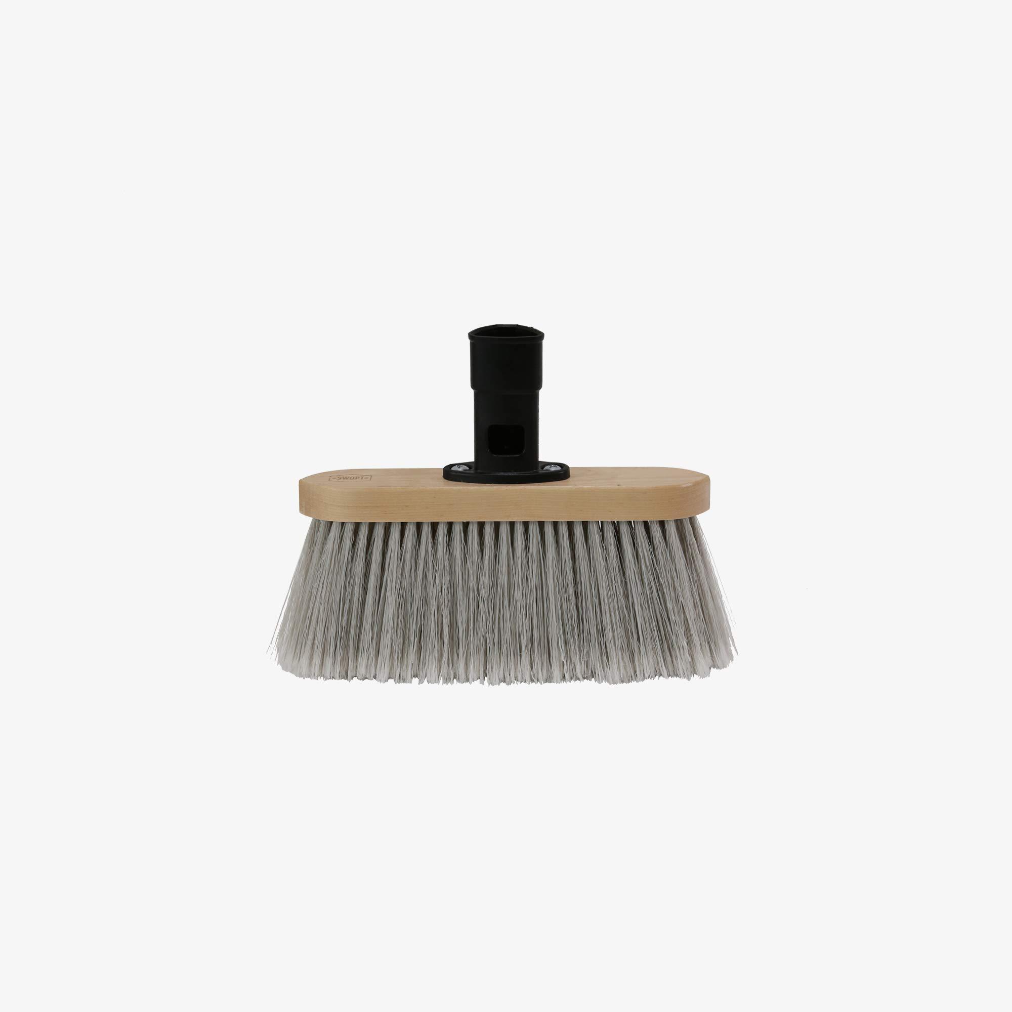 Swopt 5120C6 Premium Smooth Surface Straight Broom Head