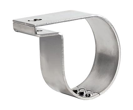 Universal passende ovalada montante de acero inoxidable ...