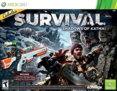 Cabelas Survival: Shadows of Katmai