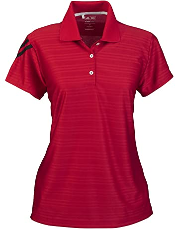 c4ebf259d681 adidas Golf A131 Ladies  Climalite Basic Short-Sleeve Polo