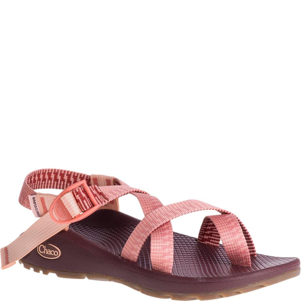 Chaco Women's Zcloud 2 Sport Sandal B072QYWF4X 5 B(M) US Testla Peach