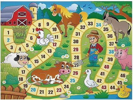 Juego de Mesa Fondo de fotografía, Alegre Zoo Varios Animales círculos Objetivo Gorila Jirafa niños en Coche Bandera de Inicio Fondo Decorativo para Estudio, 5 x 3 pies: Amazon.es: Electrónica