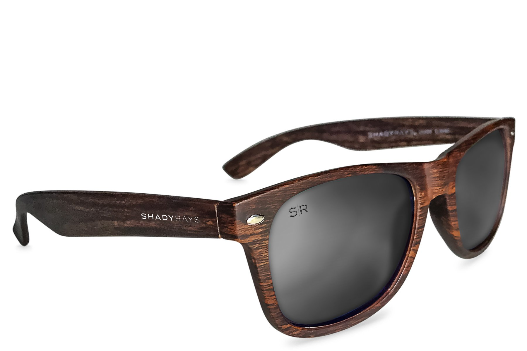 Shady Rays Classic Series Polarized Sunglasses Deep Timber