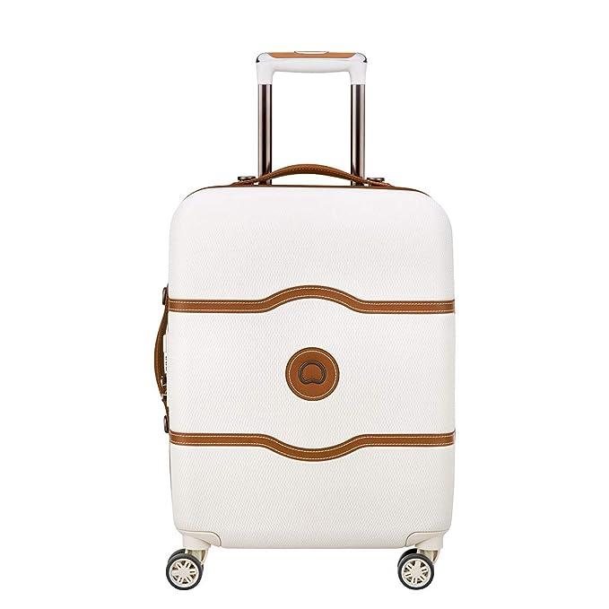 0959517683 Delsey Paris Chatelet Air Bagage Cabine, 38 Litres, Angora: Amazon.fr:  Bagages