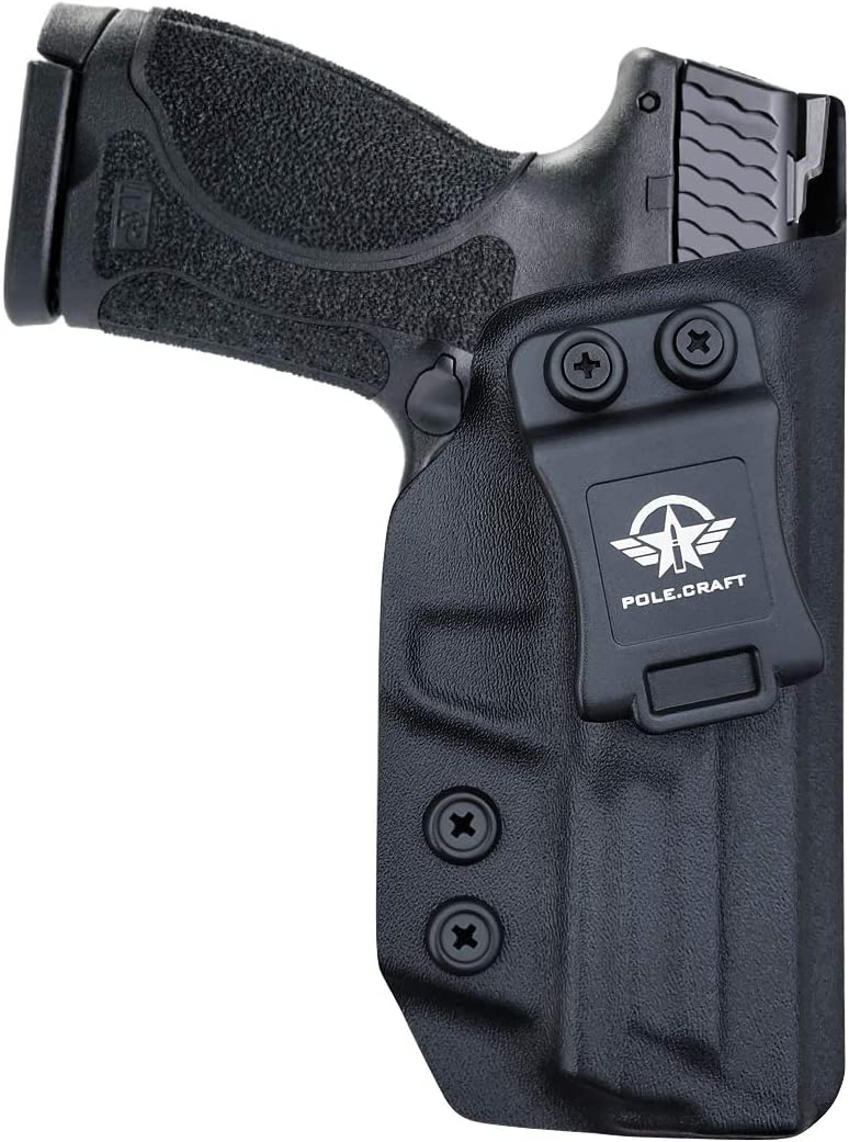 PRO TACTICAL GUN HOLSTER CONCEALED CARRY IWB OWB FOR S/&W M/&P 40 LEFT OR RIGHT