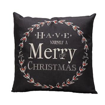 """Amazon.com: 18"""" x 18"""" clásico Carta De Navidad ..."""