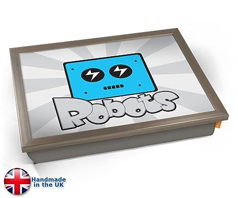 Unbekannt Robots Kids Childrens Dibujos Animados Cushion Lap ...