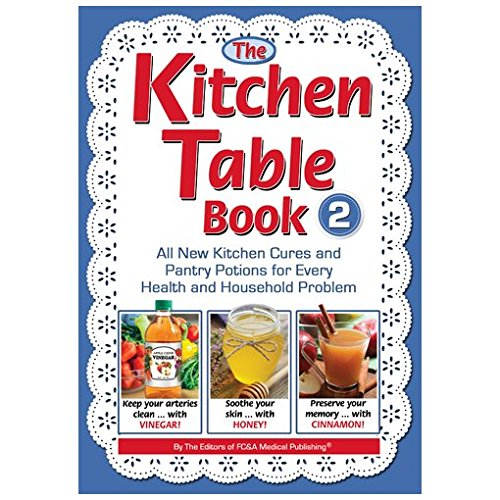 Kitchen Vintage Table - The Kitchen Table Book 2