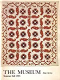 img - for American Quilts in the Newark Museum Collection, Vol. 25, Nos. 3 & 4 book / textbook / text book