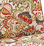 Pillow Perfect Indoor/Outdoor Multicolored Modern