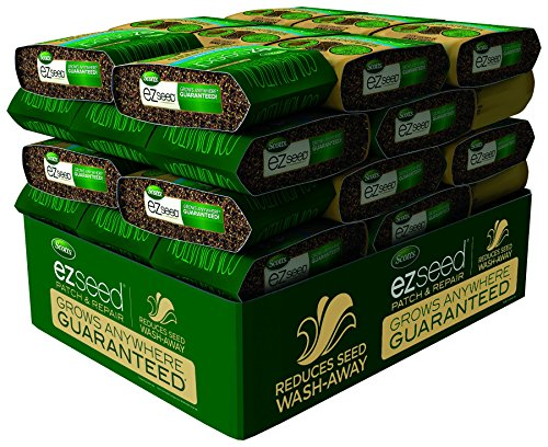 Scotts 17519 EZ Tall Fescue Grass Seed Mix (4 Pack), 10 lb by Scotts