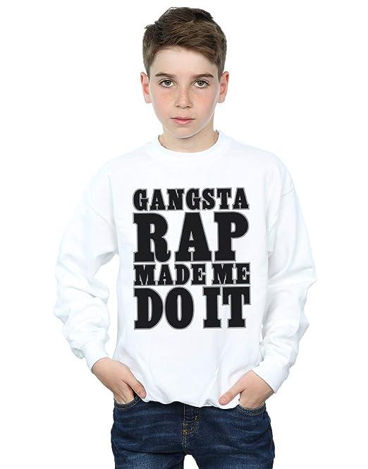 521d5910c Absolute Cult Ice Cube Niños Gangsta Rap Camisa De Entrenamiento   Amazon.es  Ropa y accesorios