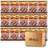 (まとめ買い) 炭火焼風 飛騨牛串焼きポテトチップ (120g×15袋) / ポテトチップス ビーフ //