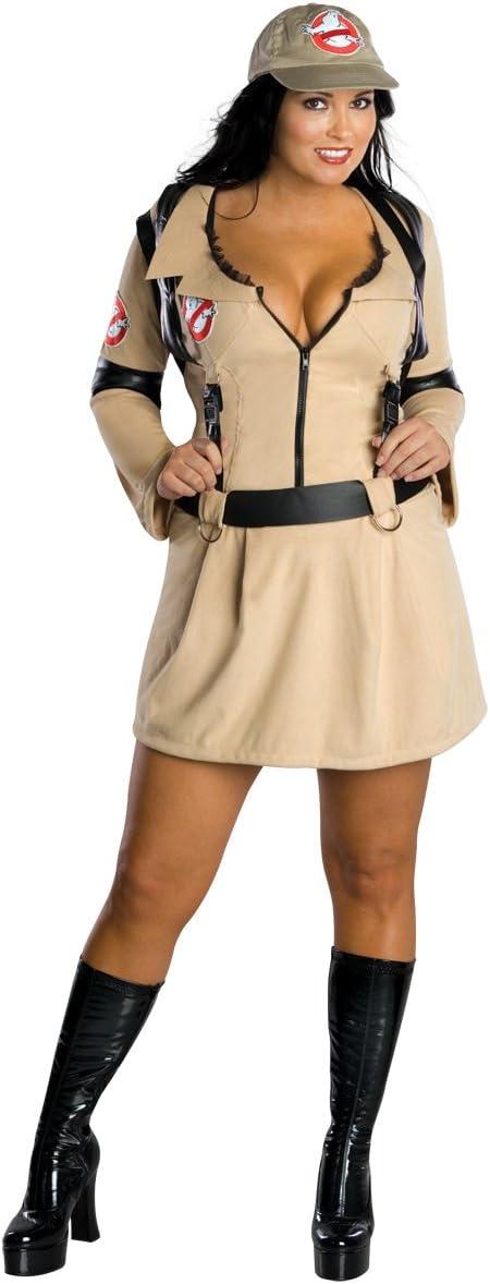 Disfraz de Cazafantasmas sexy para mujer - M: Amazon.es: Productos ...