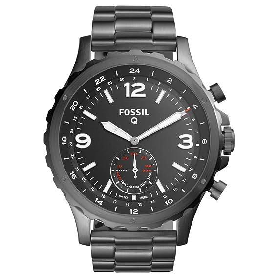 Fossil Q FTW1160 Reloj de Hombres: Amazon.es: Relojes