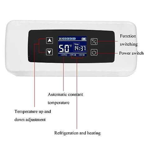 CGOLDENWALL Refrigerador de Insulina de Tamaño 175x56x26mm丨Nevera ...