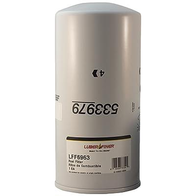 Luber-finer LFF6963 Heavy Duty Fuel Filter: Automotive