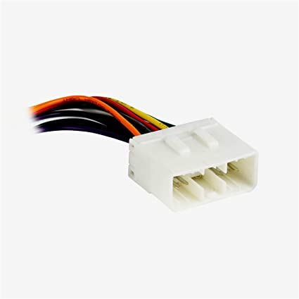 metra 70 7300 wiring harness for select 1990 2001 hyundai vehicles electrical hyundai sonata wiring diagram hwh1100 wire harness for select 1991