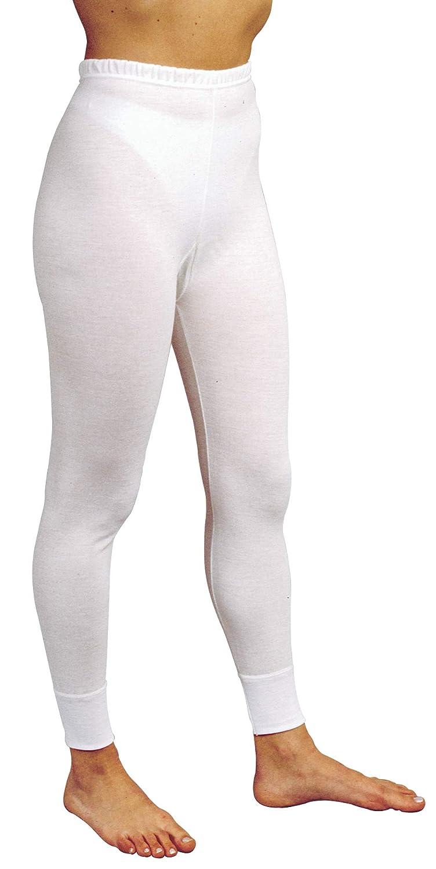 MANIFATTURA BERNINA Velan 40206 - Calzamaglia Termica Leggings Donna - Lana e Cotone H40206