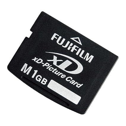 Fuji XD-tarjeta de memoria, 1 GB tipo M para Fujifilm ...