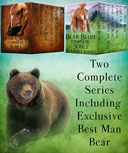 Complete Bear Creek and Bear Bluff Box Sets: Including exclusive book Best Man Bear ()