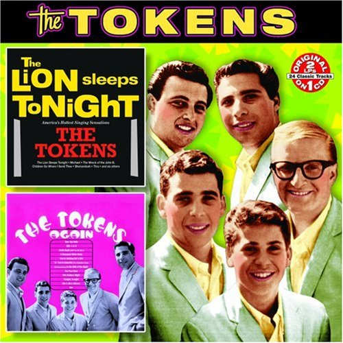 The Lion Sleeps Tonight / The Tokens Again - One Token