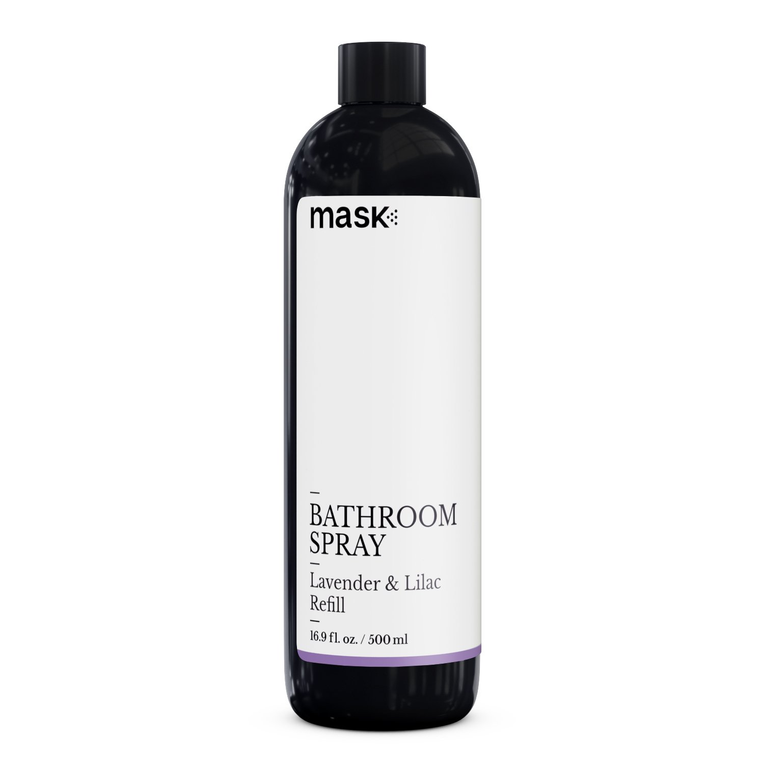Mask Bathroom Spray Lavender and Lilac 16-Ounce Refill, Toilet Spray, Before You Go Deodorizer, Best Value Air Freshener Poo Poop Spray, Perfect for Travel, Risk Free Offer! by Mask (Image #1)